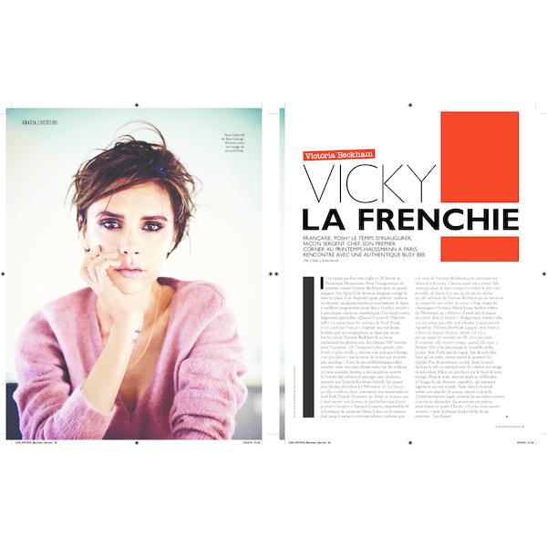 Vicky la Frenchie
